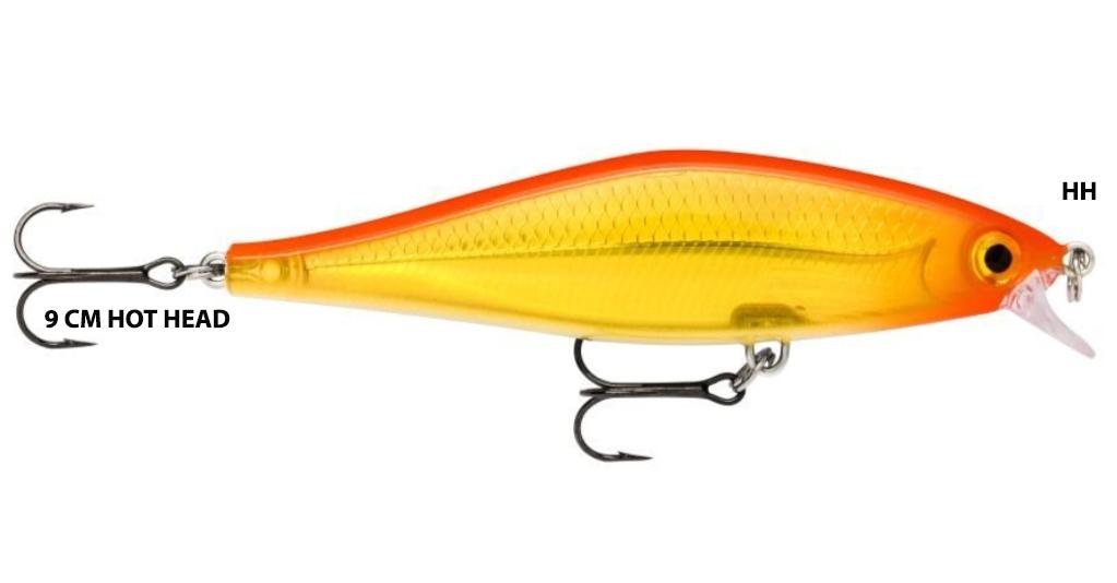 Deep Baby Shad Reloaded carp 4.0cm 2.5g Cormoran
