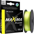 Maxima Fluo Braid 150m