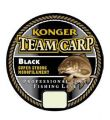 Konger Żyłka Team Carp Black - 0.25mm / 600m (Czarna)