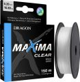PLECIONKA DRAGON MAXIMA CLEAR BRAID 150M / 6.70KG / 0.10MM
