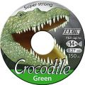 ŻYŁKA JAXON CROCODILE 300M (2x150m) / 6KG / 0.18MM GREEN
