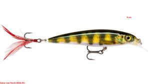Rapala X-RAP 6 cm -Live Perch